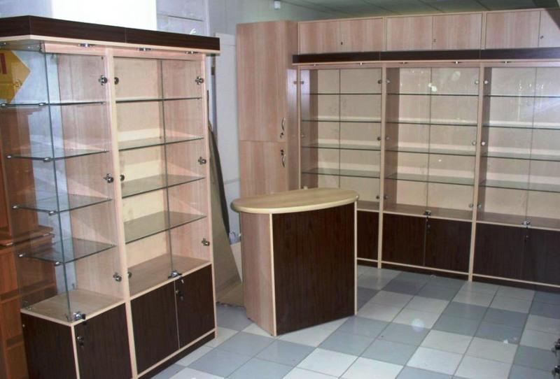 Торговая мебель-Мебель для магазина «Модель 4»-фото2