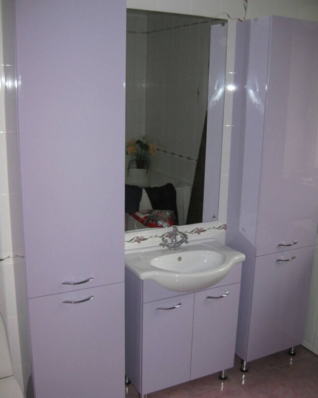 Мебель для ванной комнаты-Мебель для ванной «Модель 12»-фото2