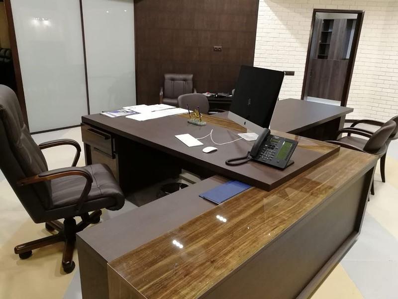 Офисная мебель-Офисная мебель «Модель 161»-фото2