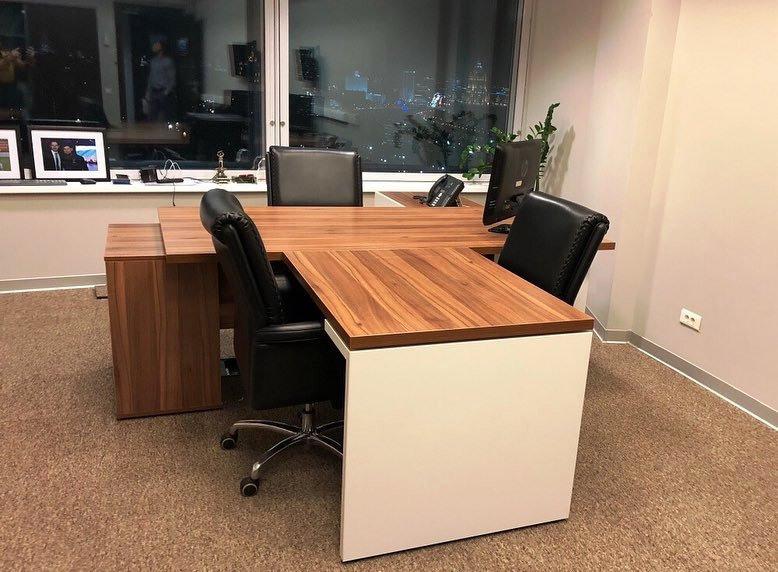 Офисная мебель-Офисная мебель «Модель 118»-фото1