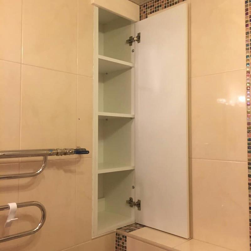 Мебель для ванной комнаты-Мебель для ванной «Модель 74»-фото4