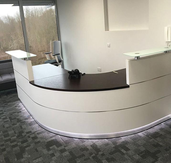 Офисная мебель-Офисная мебель «Модель 123»-фото1