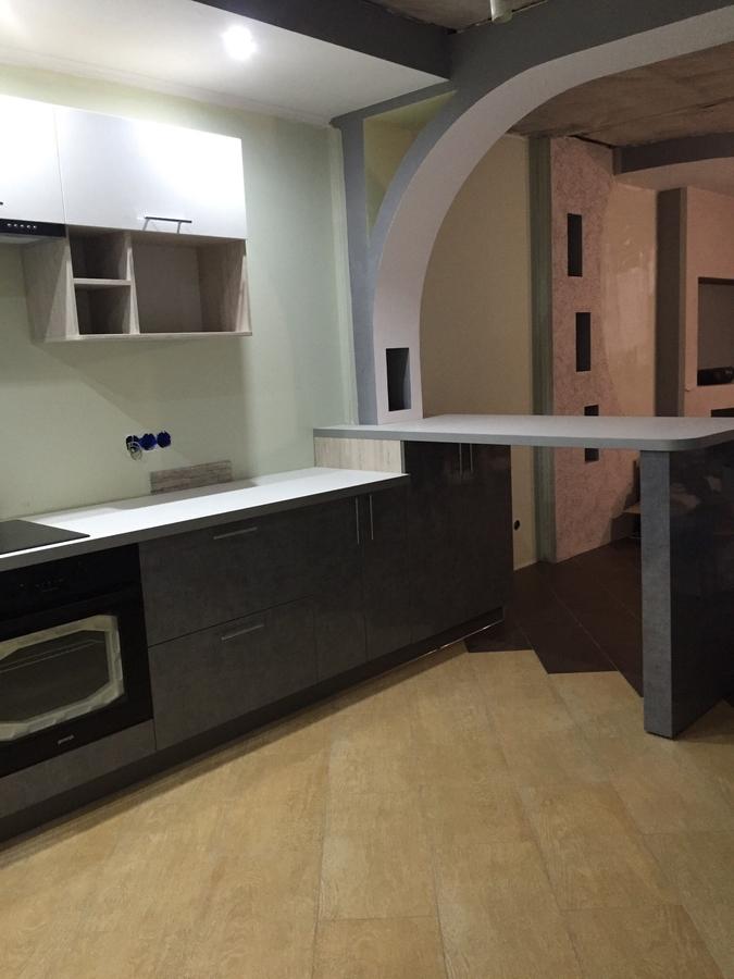 Белый кухонный гарнитур-Кухня «Модель 507»-фото3