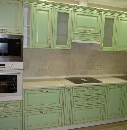 -Кухня МДФ в ПВХ «Модель 326»-фото9