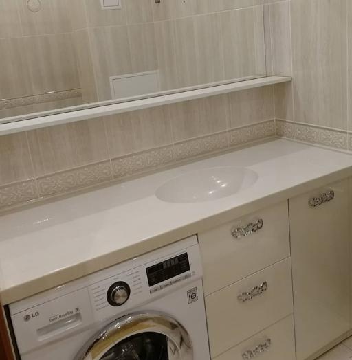 Мебель для ванной комнаты-Мебель для ванной «Модель 21»-фото2