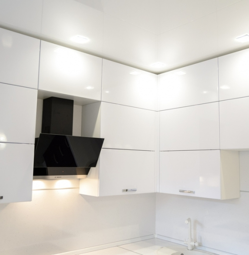 -Кухня из пластика «Модель 142»-фото19