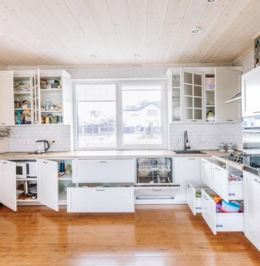 -Кухня МДФ в эмали «Модель 402»-фото18