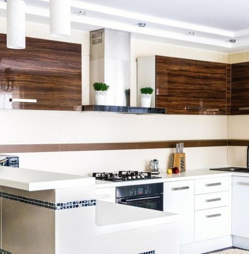 -Кухня из акрила «Модель 407»-фото23