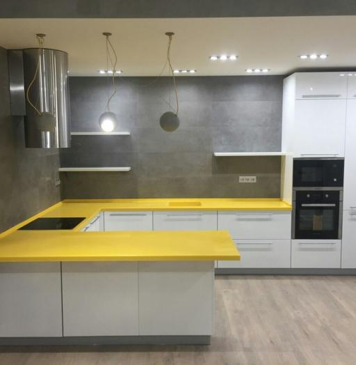 -Кухня из пластика «Модель 440»-фото8