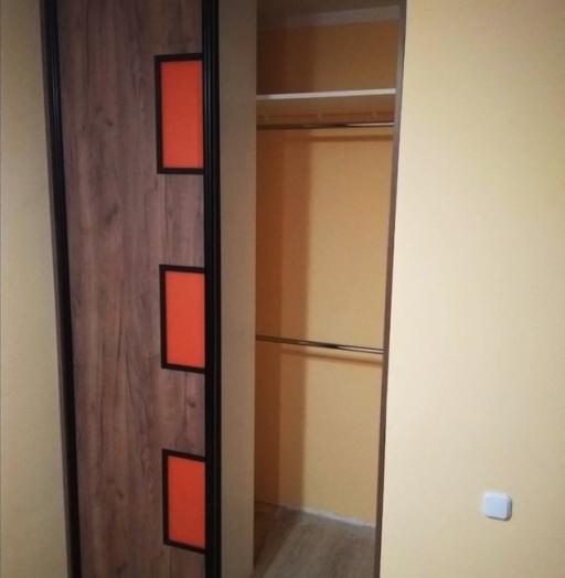 Встроенные шкафы-купе-Шкаф-купе из ЛДСП «Модель 255»-фото2