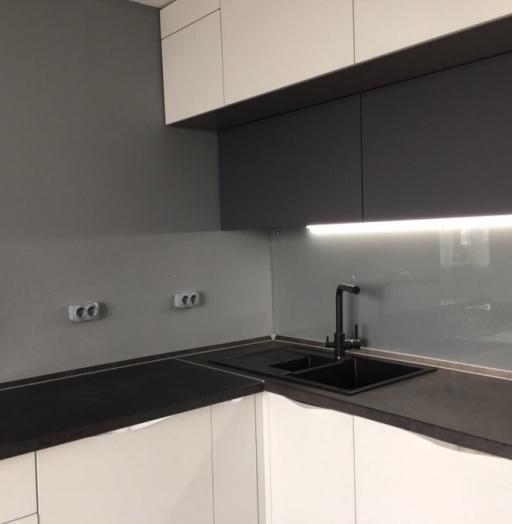 -Кухня из пластика «Модель 364»-фото12
