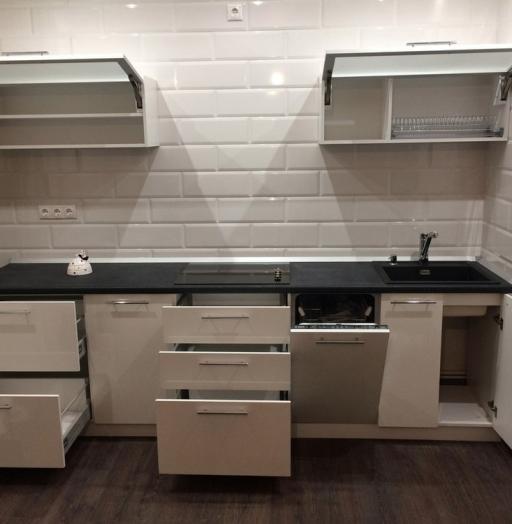-Кухня МДФ в ПВХ «Модель 158»-фото30