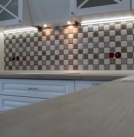 -Кухня МДФ в ПВХ «Модель 82»-фото20
