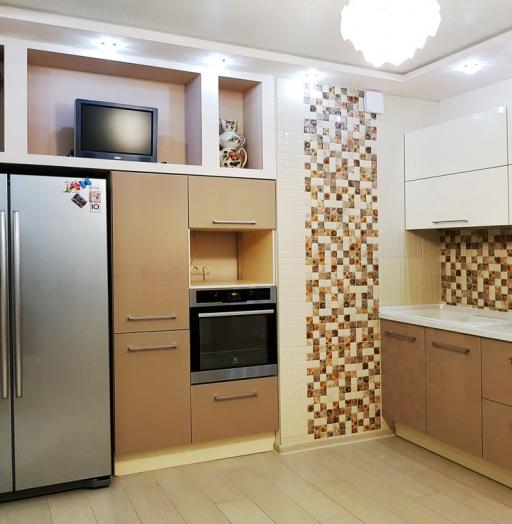 -Кухня из акрила «Модель 298»-фото12