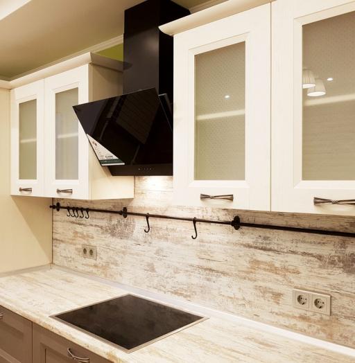 -Кухня из шпона «Модель 25»-фото17
