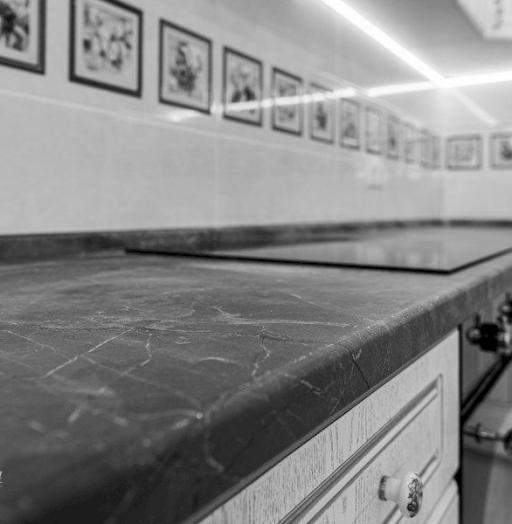 Белый кухонный гарнитур-Кухня из шпона «Модель 562»-фото11