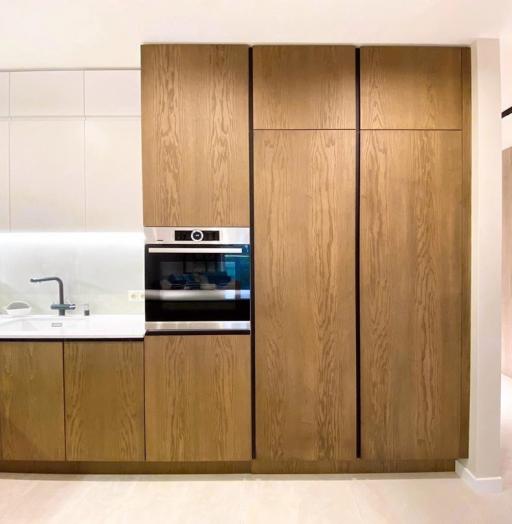 -Кухня МДФ в эмали «Модель 618»-фото30